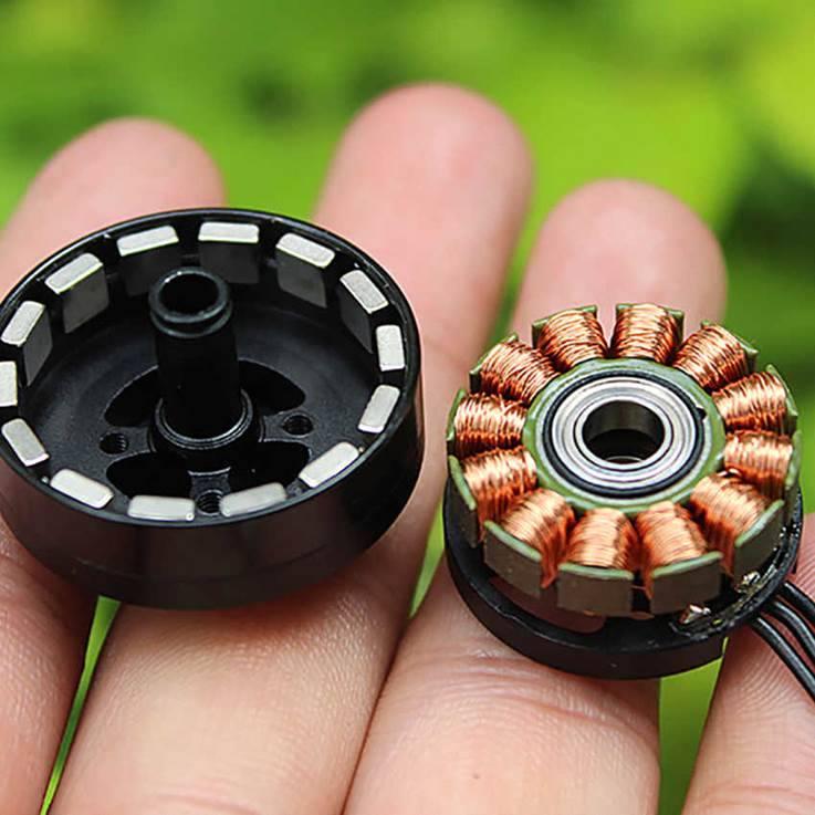 stepper motors wiring