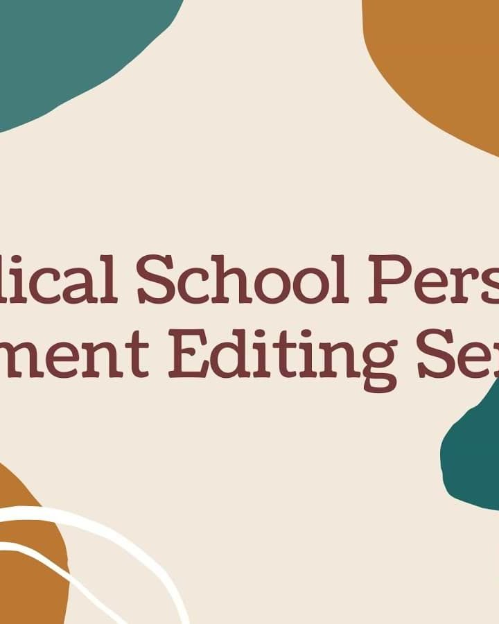 Get Your Prominent Medical School Personal Statement With Best Editing Services!