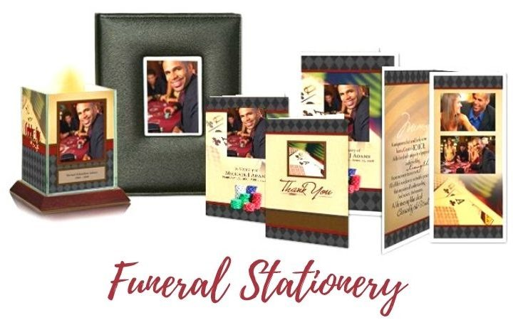 Remember Your Loved Ones with Funeral Stationery