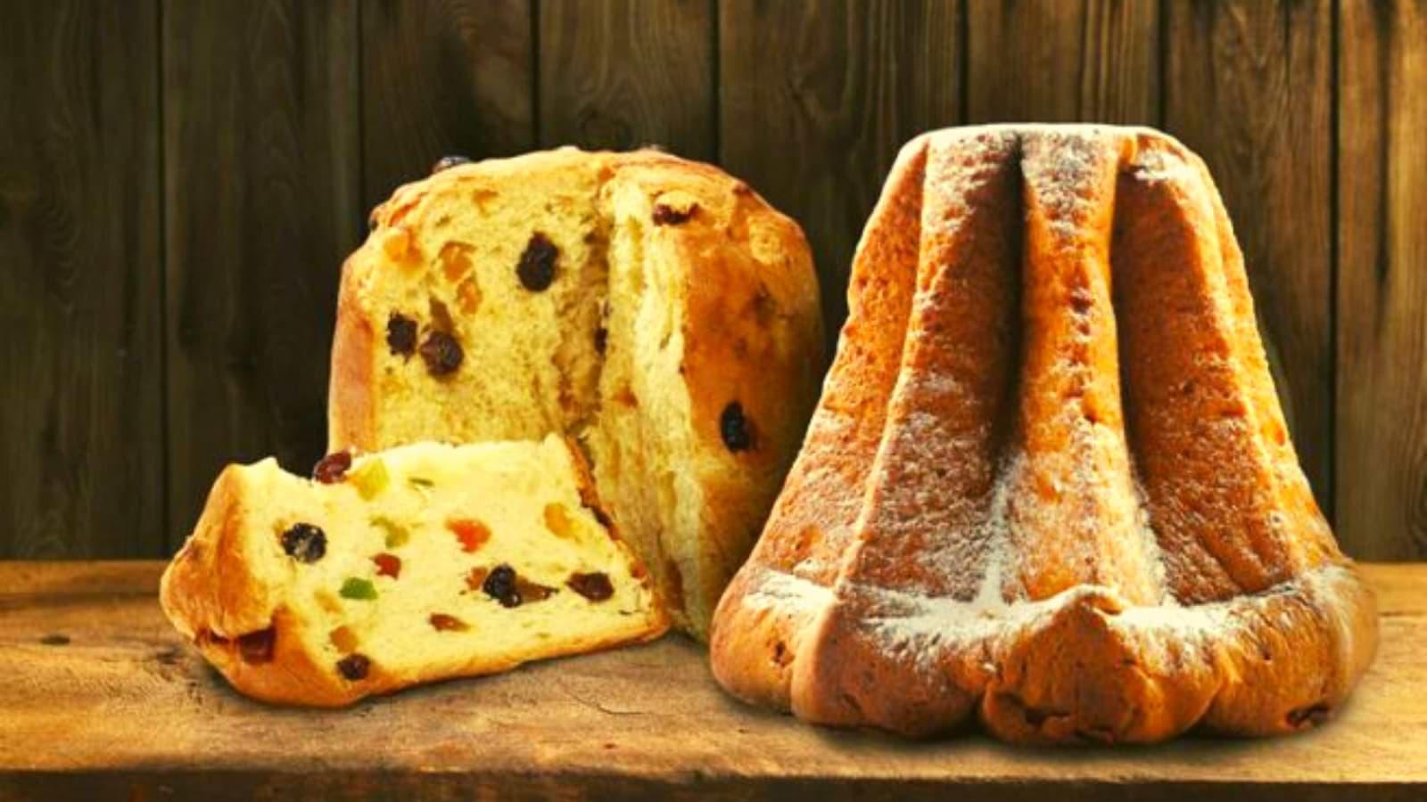 The Authentic Pandoro Cake by Italians