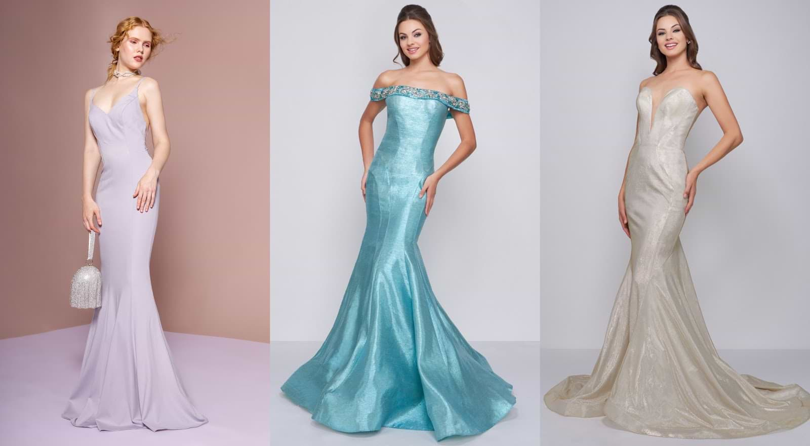 A Perfect Mermaid Dress for You