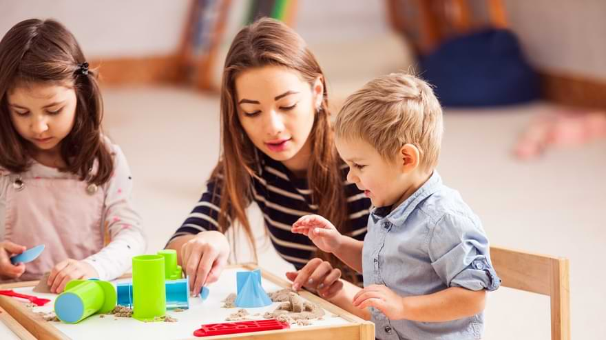 Daycare Nurseries Simplifying the Lives of Newly Become Parents