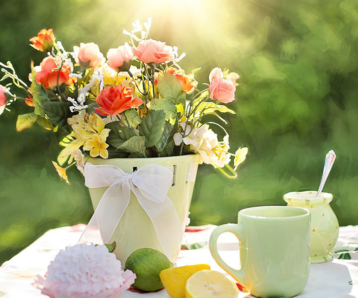 Viable Flower Distribution