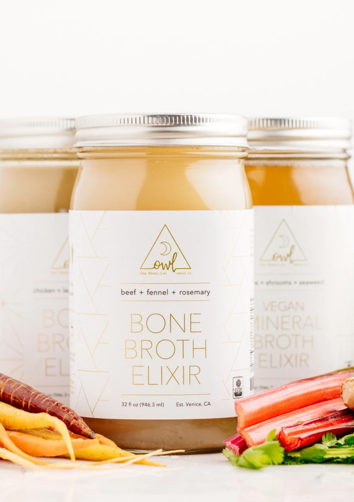 Cleanse Your Gut By Drinking Bone Broth Regularly!
