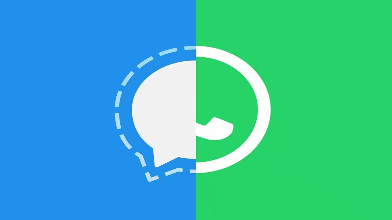 Signal App vs whatsapp