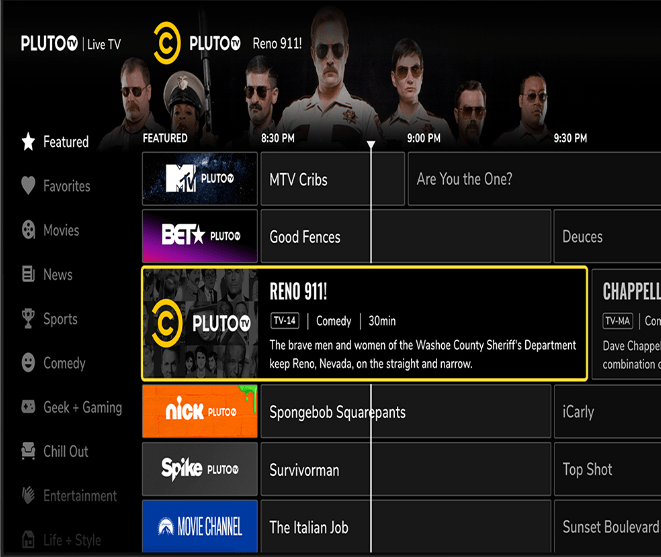 Pluto Tv, What the New Streaming Platform Is and How It Works?