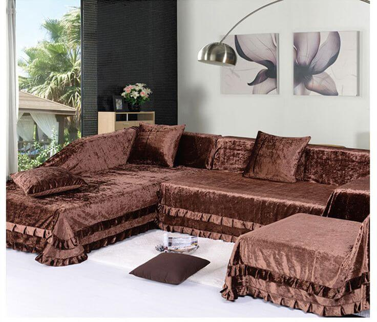 Enhance Your Interior Décor with Couch Covers for Sectional Sofas