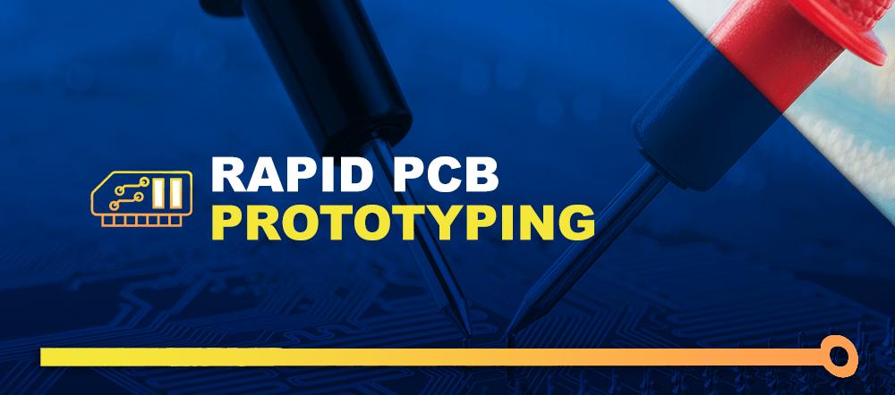 Rapid PCB prototyping