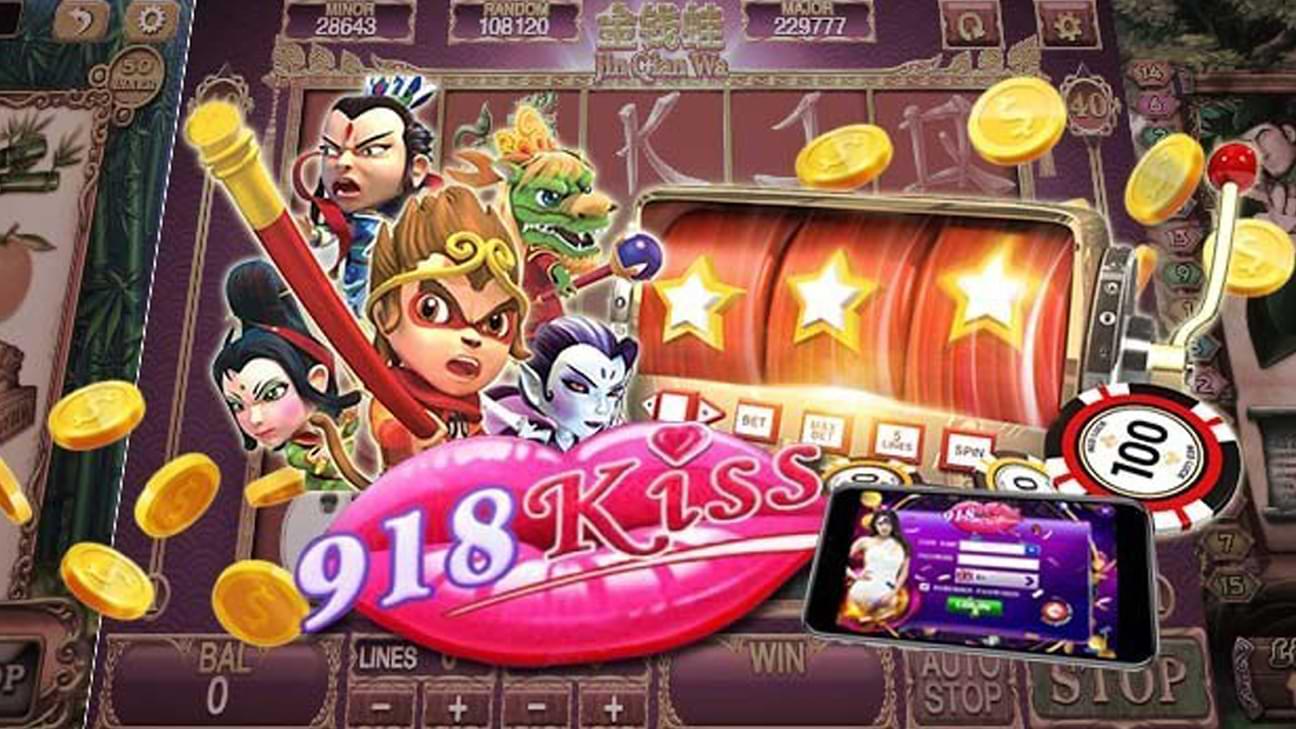 Reasons for choosing 918kiss online casino