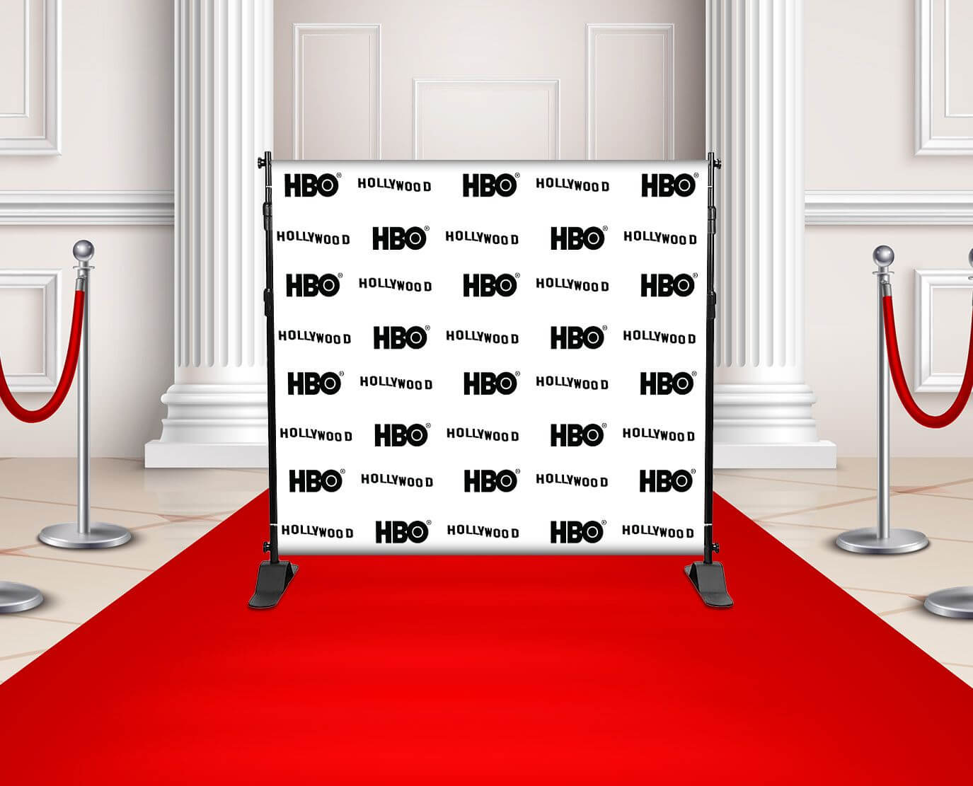 Enhance Your Red Carpet Event With Step And Repeat Banners
