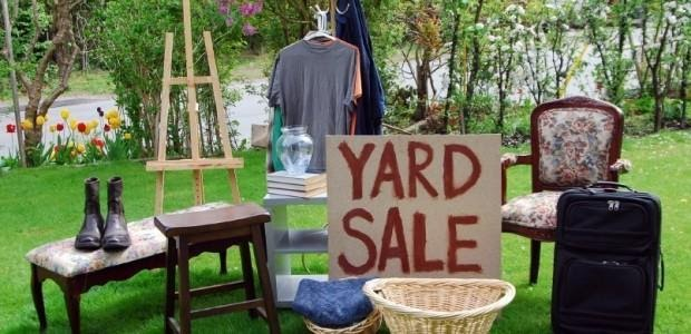 A Moving Sale