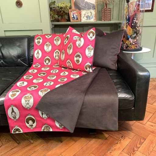 African Print Bedding & Cushions For Sound Sleep