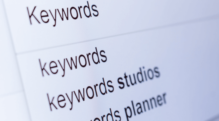 How To Brainstorm Keywords Ideas