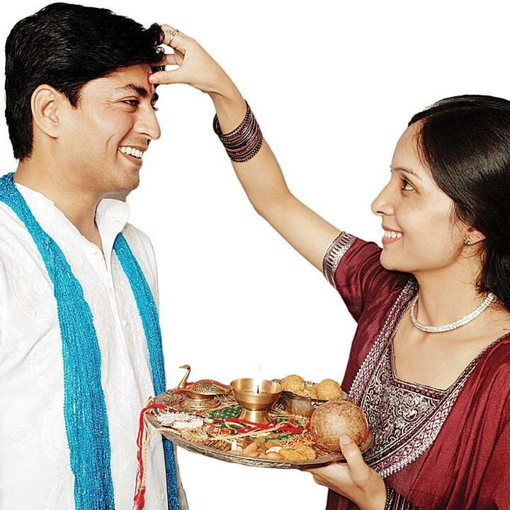 How To Celebrate Rakhi With Your Brother In Another Country