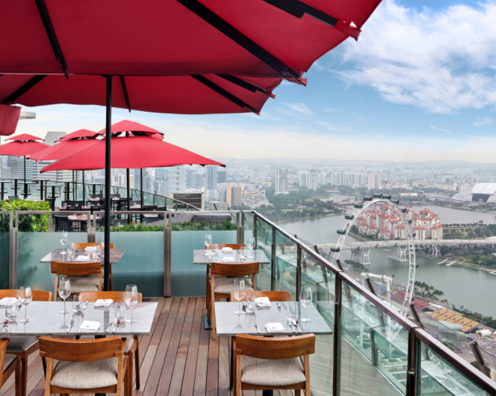 Marina Bay Sands dining guide