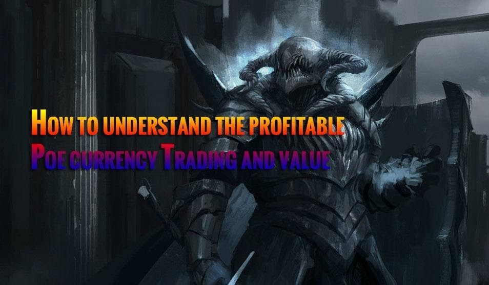 Profitable Poe Currency Trading