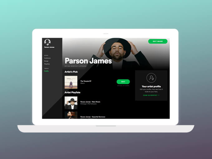 Spotify and the Artist Insights