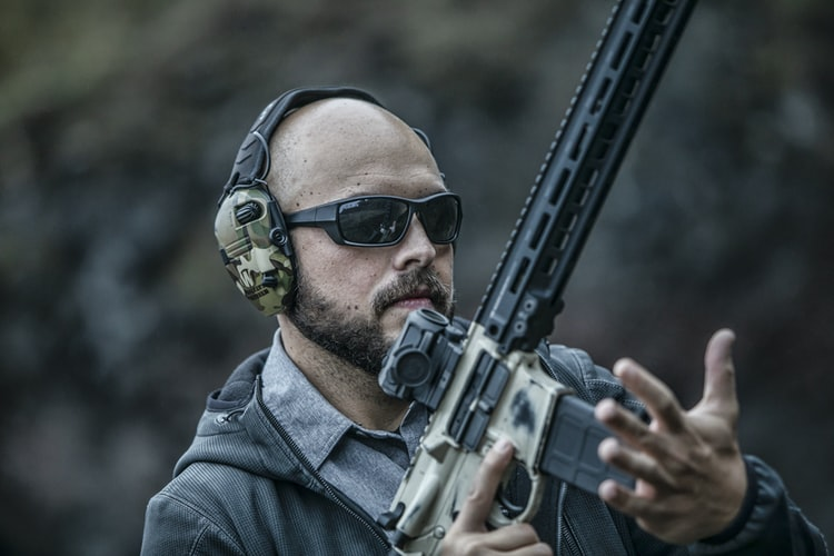 Always Wear Ear And Eye Protection When Shooting Your Firearm
