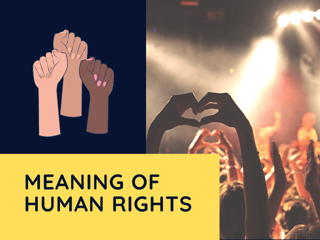 Meaning of Human Rights