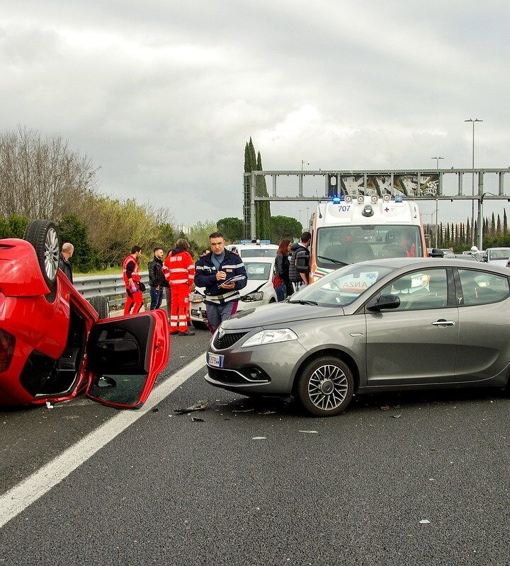 What Should My First Step Be After a Car Accident?