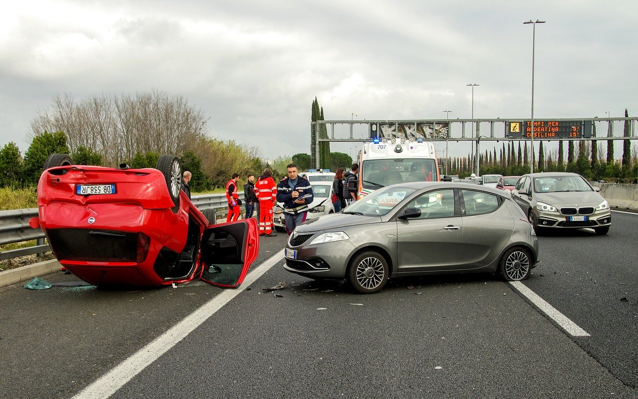 What Should My First Step Be After a Car Accident