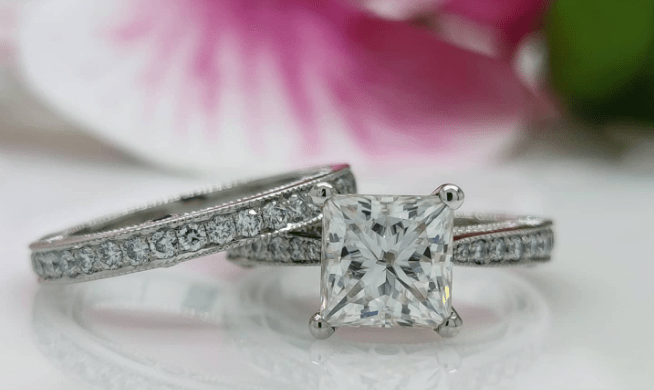 Can Moissanite Pass for Diamond