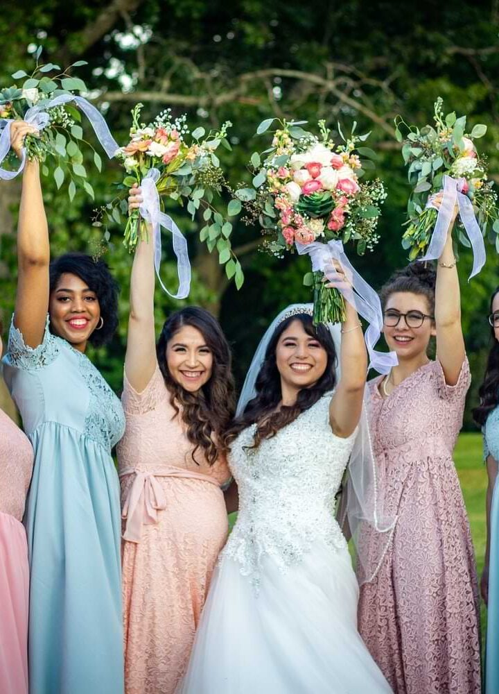 How Can You Measure Yourself For Bridesmaid Dresses Online
