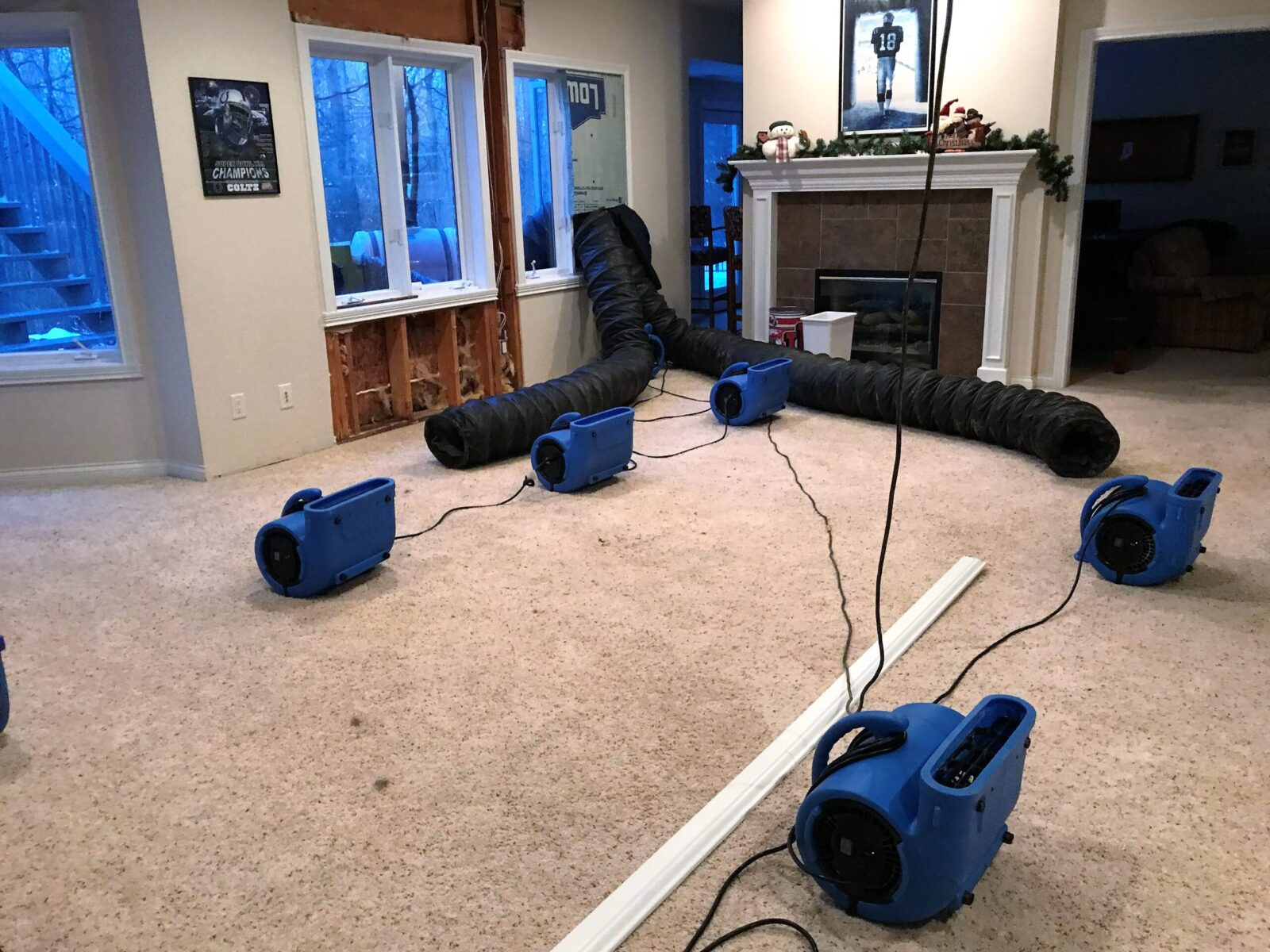 How to Recover from Basement Flooding