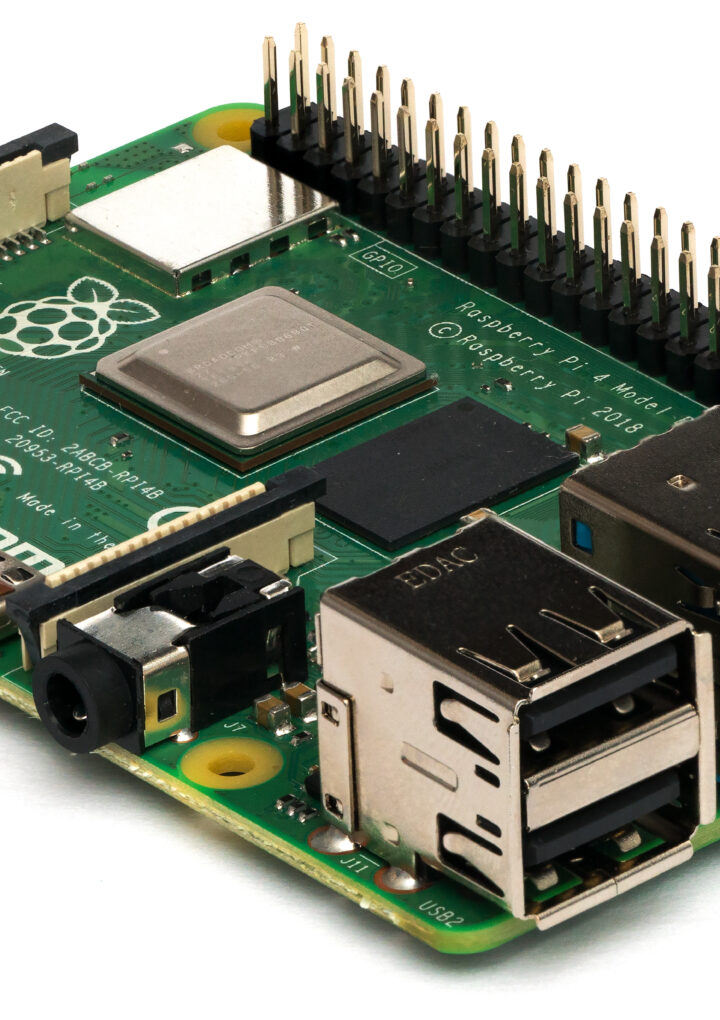 Create environmental projects using a Raspberry Pi