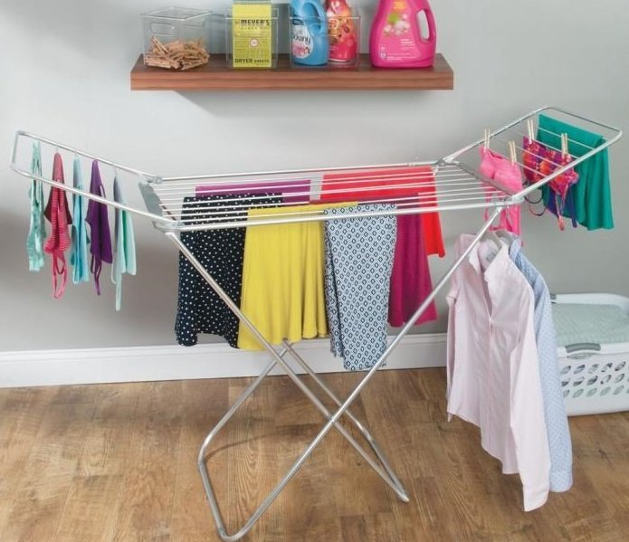 Why Hang Dry Is Better Than Throwing Your Clothes Into Dryer