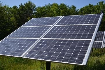 Get the angle right by tilting your solar panel