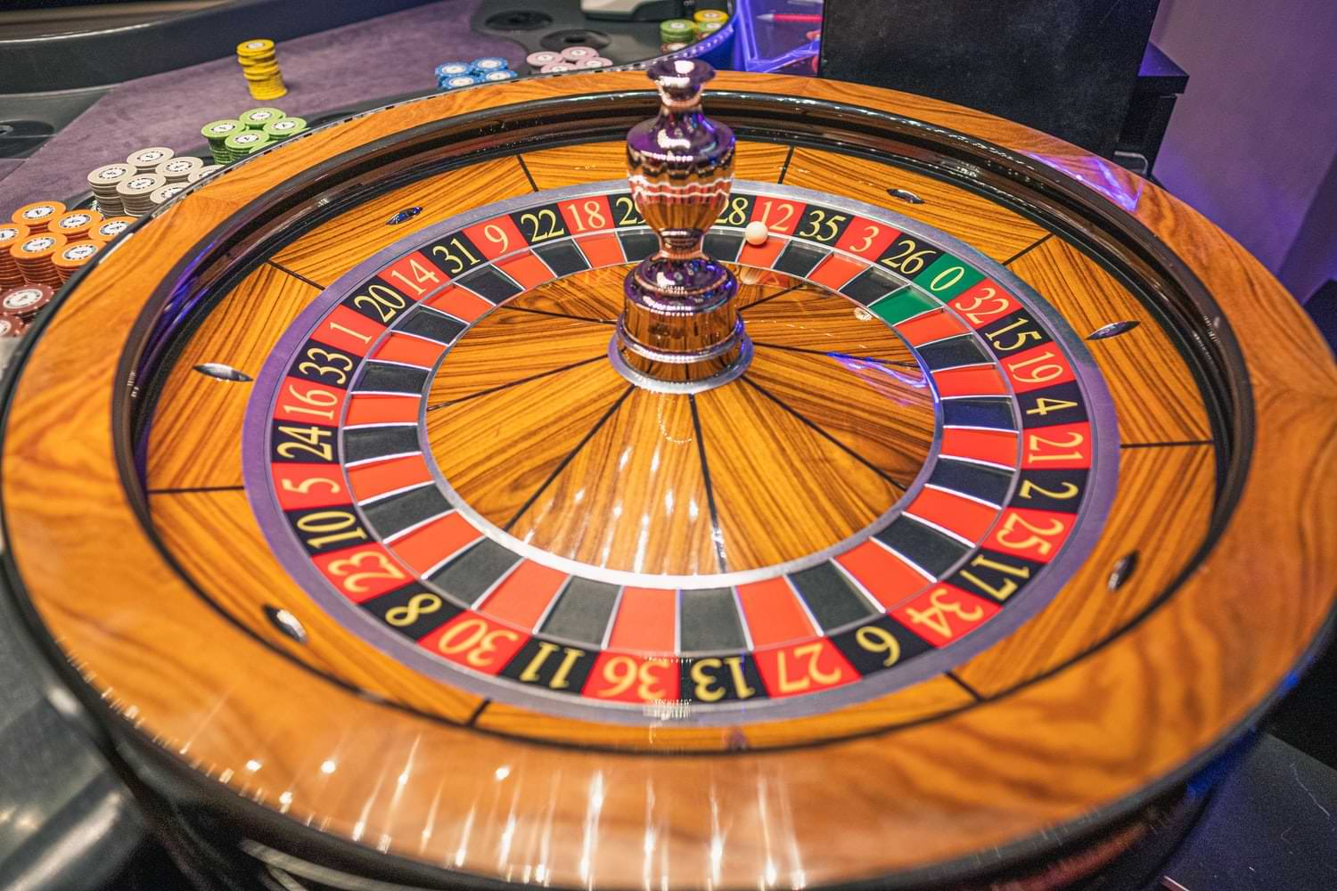 Online Roulette Types