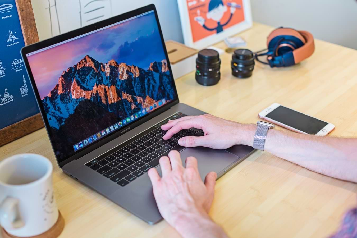 Recover Data from Macbook