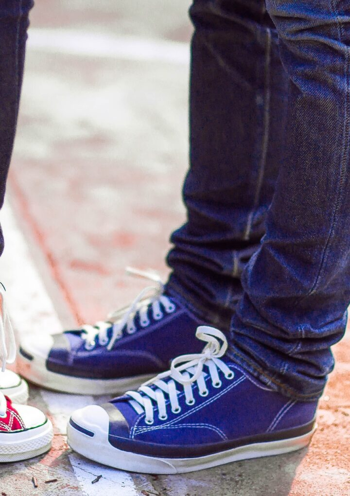 NEVER GO OUT OF STYLE; SNEAKERS ARE BACK IN TREND, AND LOOK HOW!