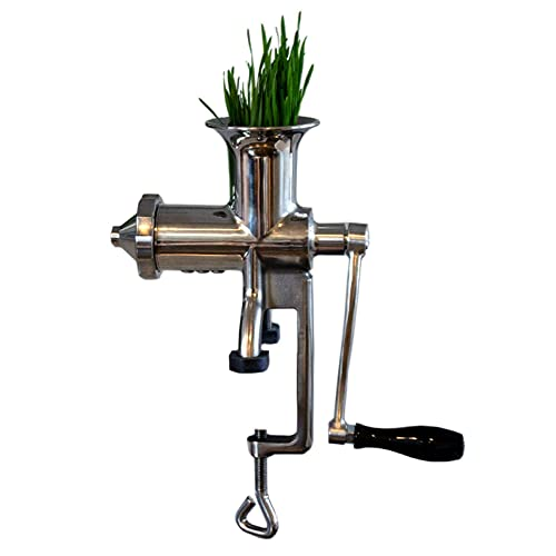 wheatgrass juicer