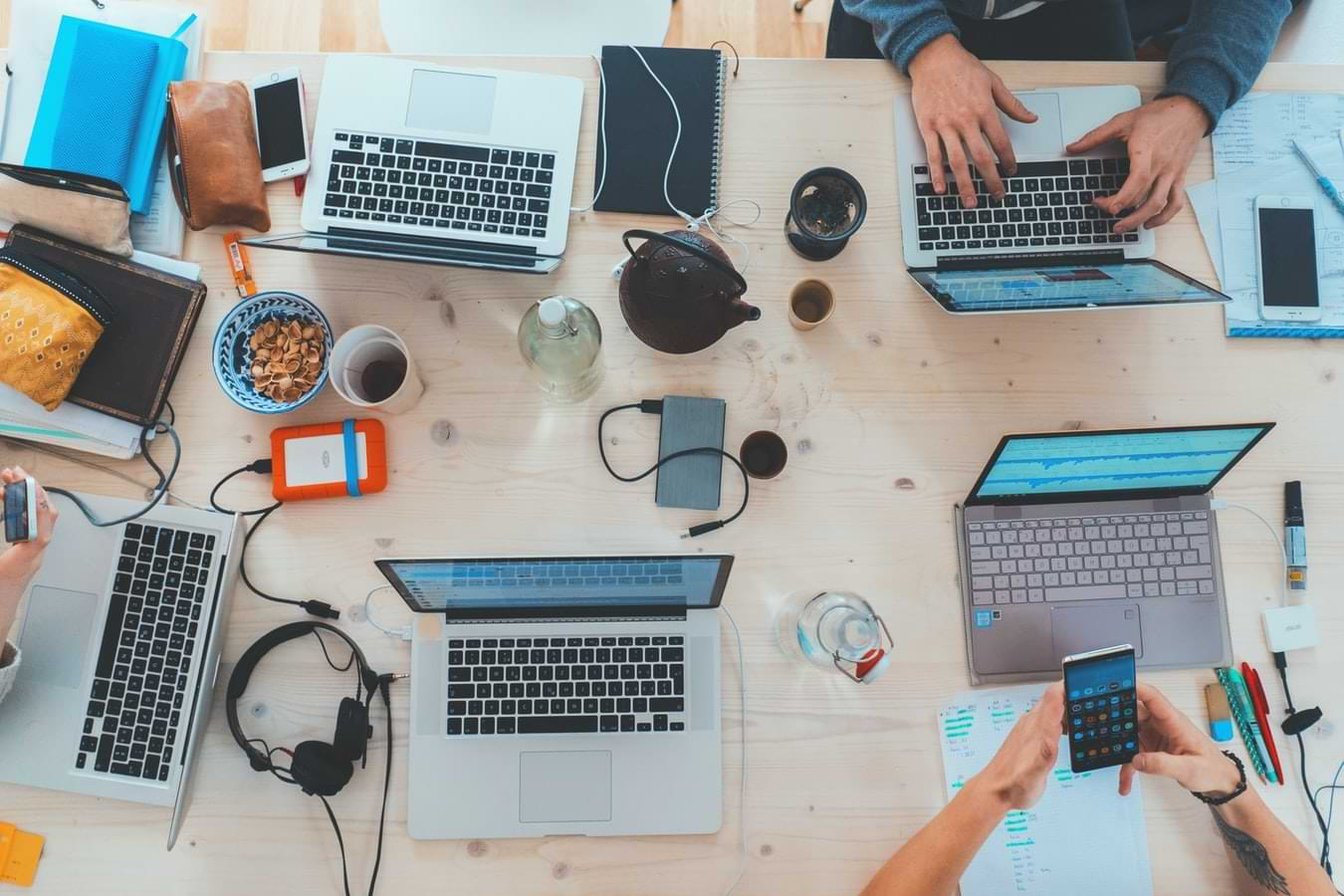5 Ways That Technology Has Transformed Business Communications