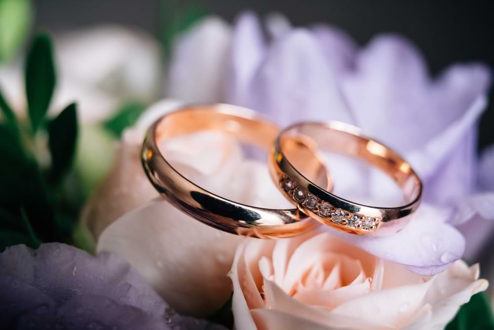 Wedding Ring Guide: 4 Types Of Gems And Their Meaning