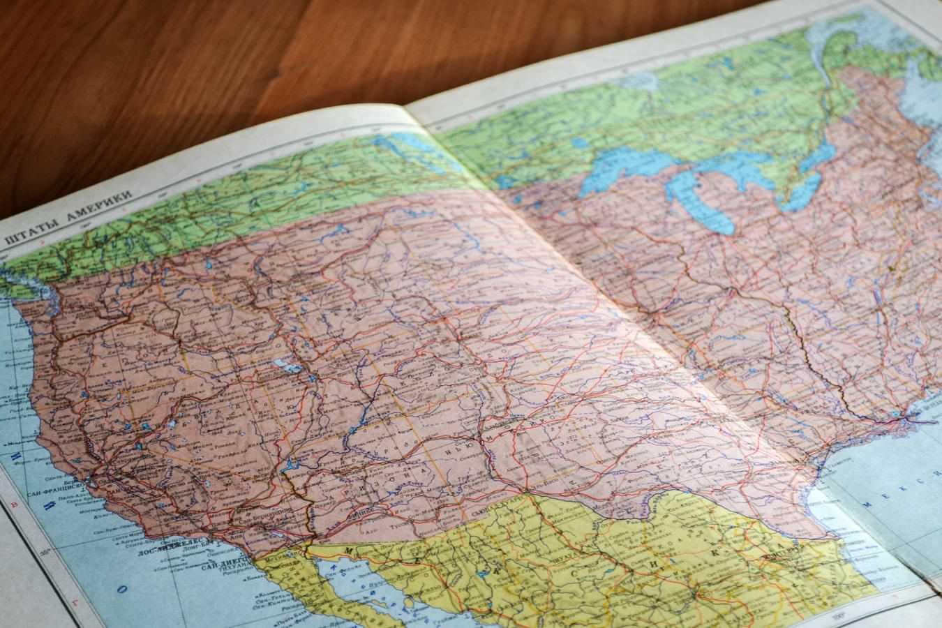Travel Across the US