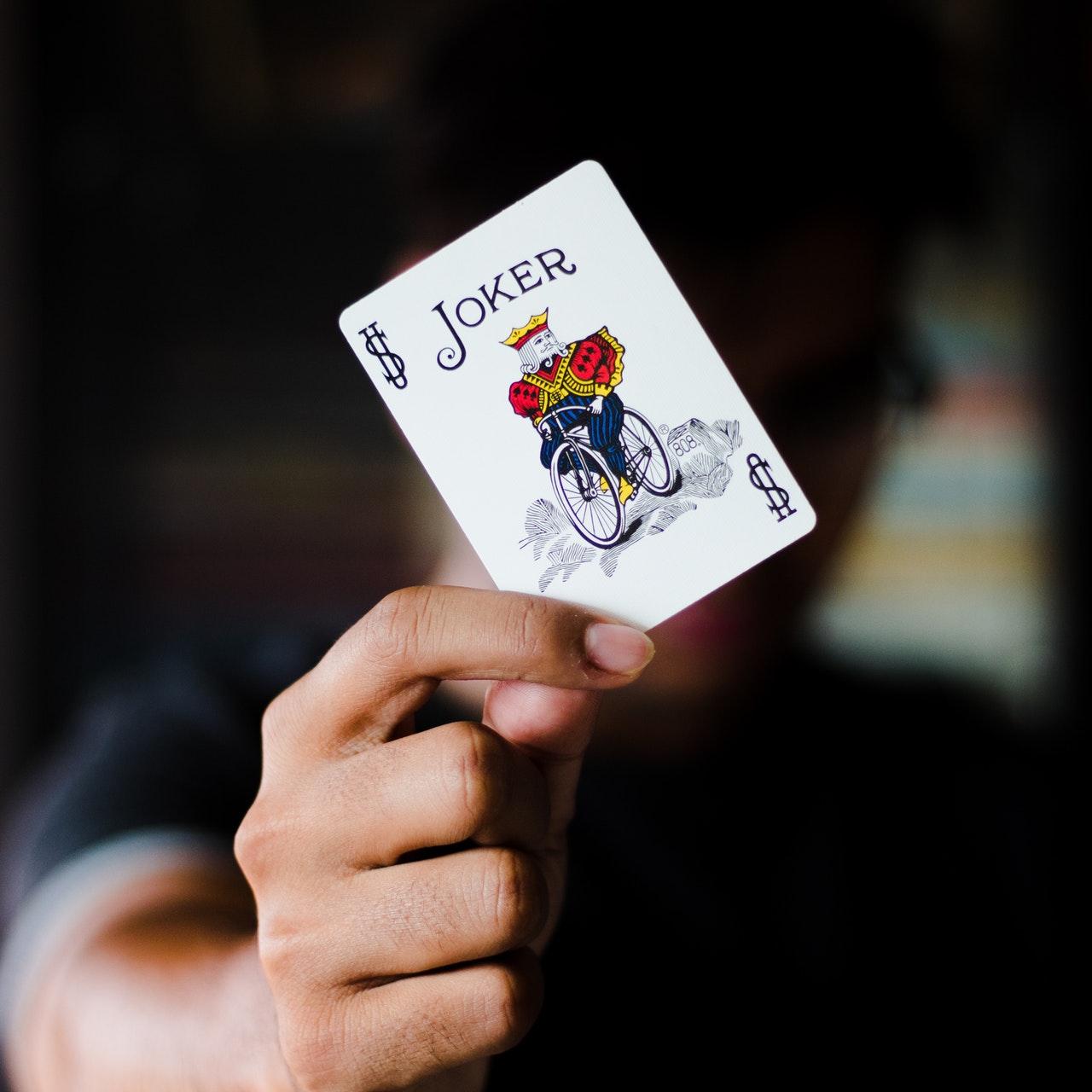 History of the Joker Card