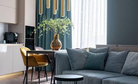 6 Interior Design Ideas for Small Spaces 2021