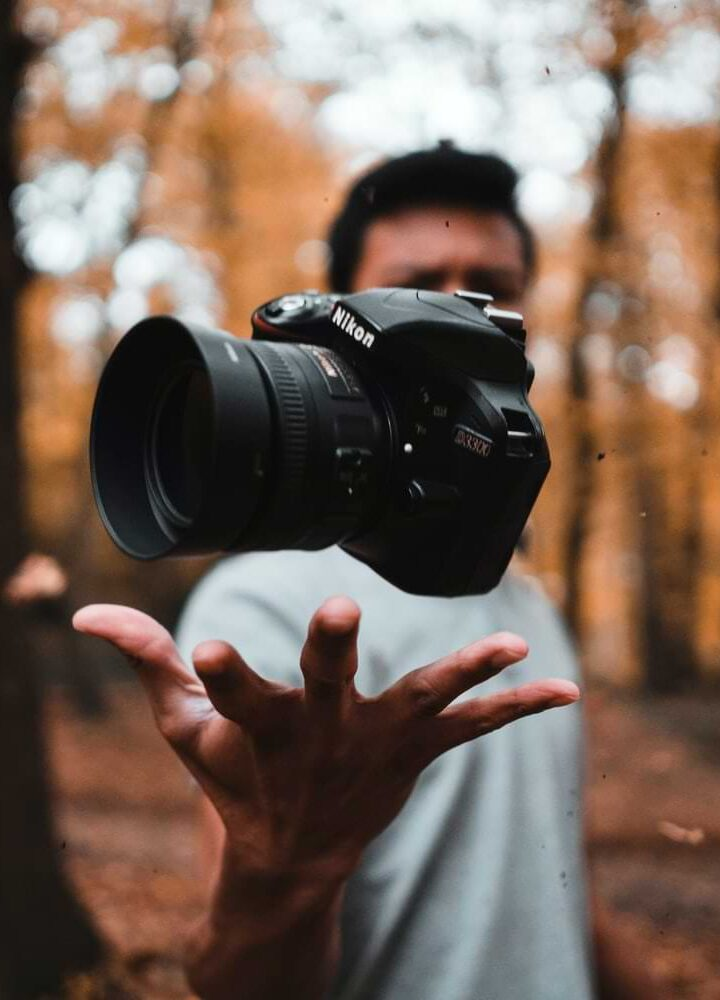 Interested in photography? Here's how to get started