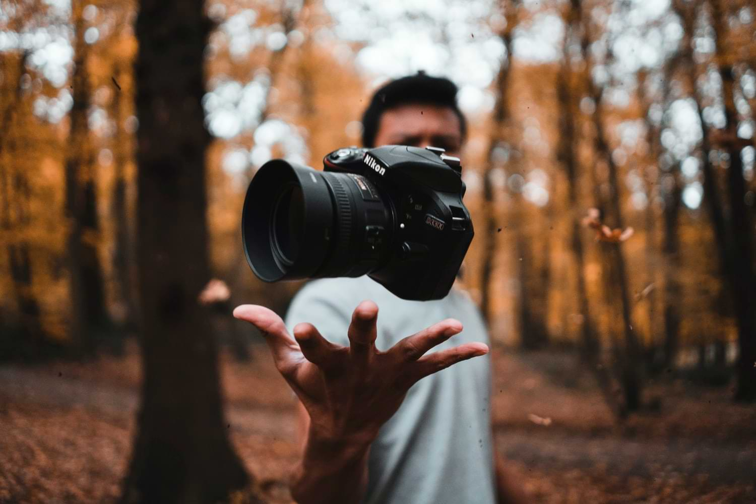 Interested in photography_ Here's how to get started