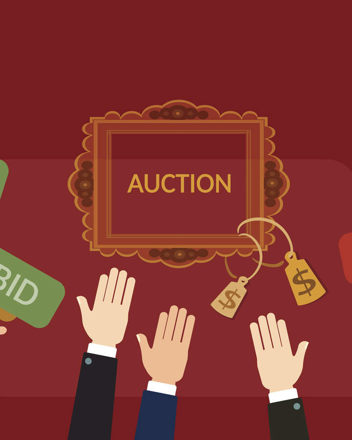 Top 5 Best Items To Win On An Online Auction
