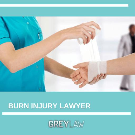 When Someone Suffers a Burn Injury