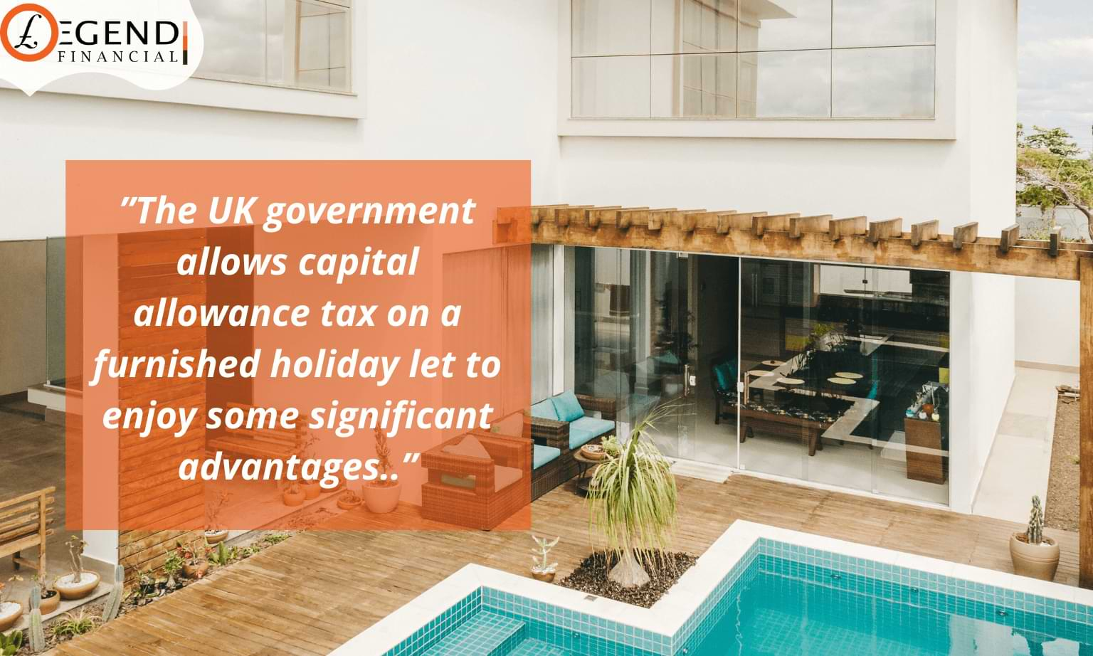 Capital Allowance on Furnished Holiday Let
