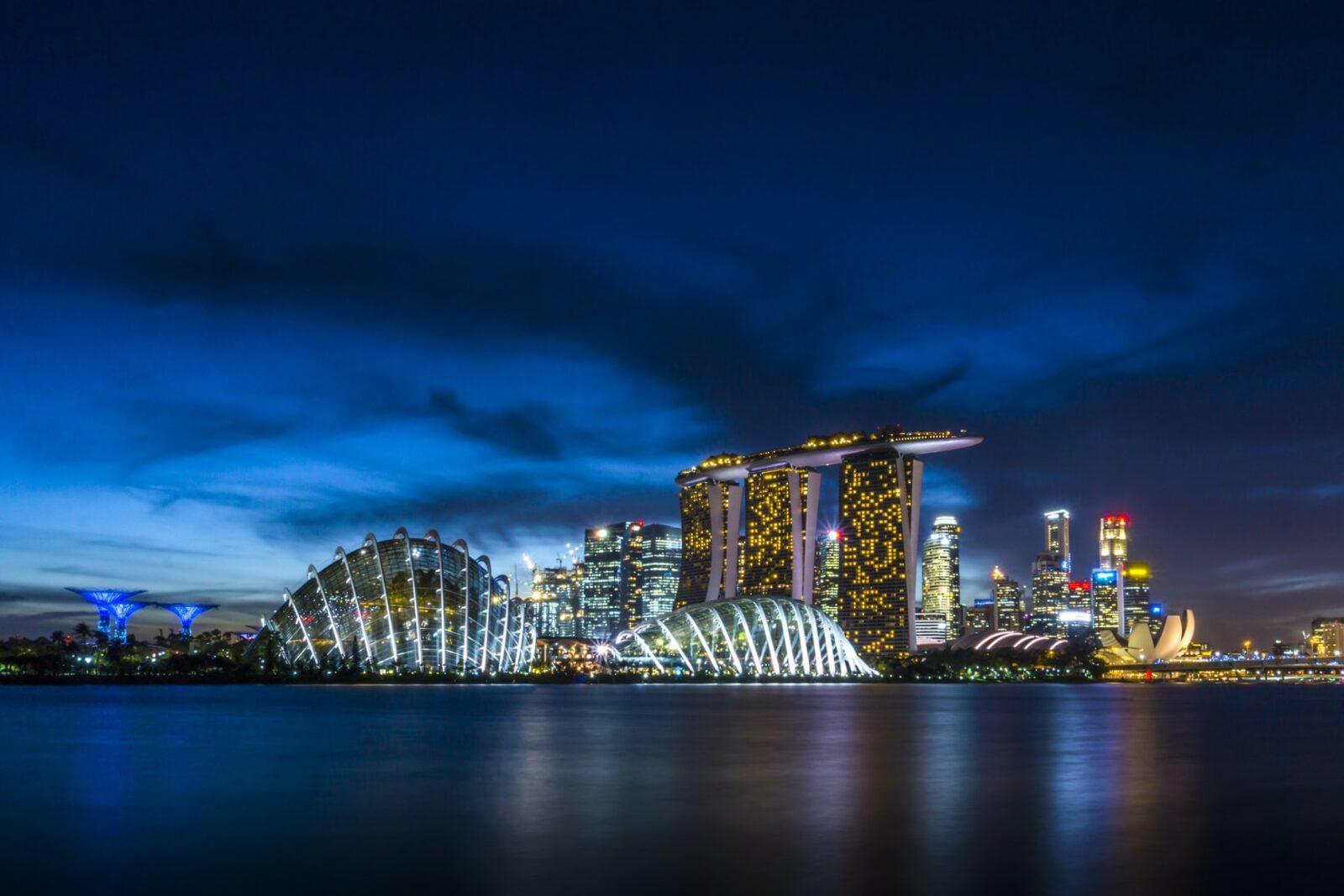business visit visa for Singapore