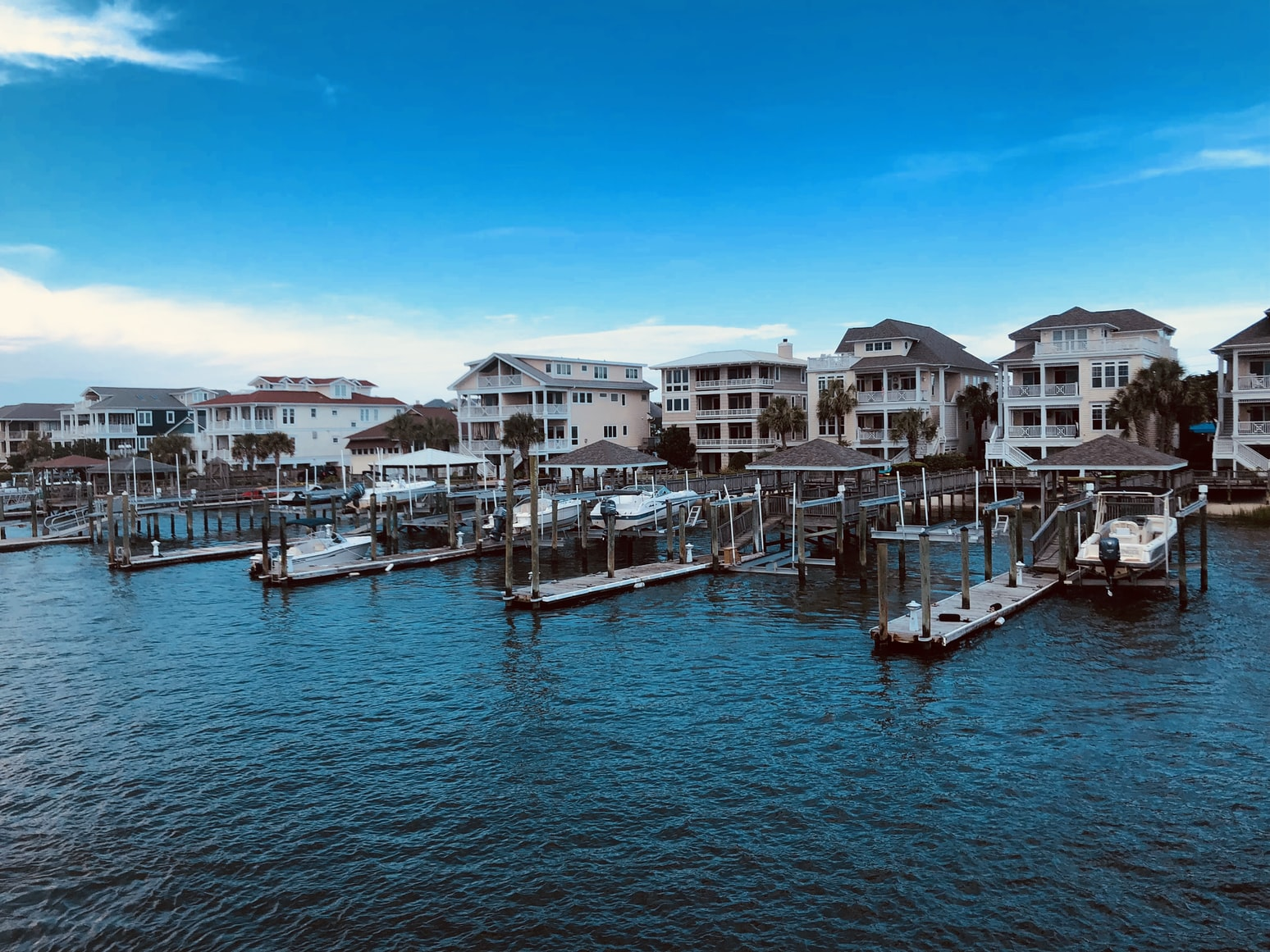 buying a luxury waterfront home